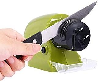 SILVANO Afilador Cuchillos Tijeras Destornillador Herramientas motorizado sin Cable