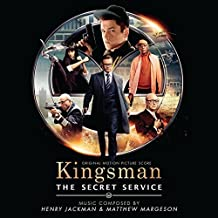 Kingsman: The Secret Service by La-La Land Records