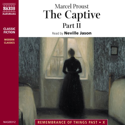 The Captive, Volume II audiobook cover art