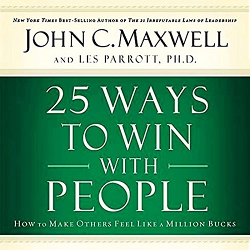 25 Ways to Win with People cover art