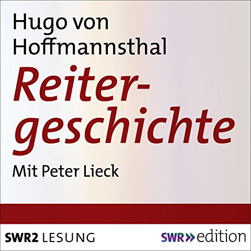 Reitergeschichte cover art