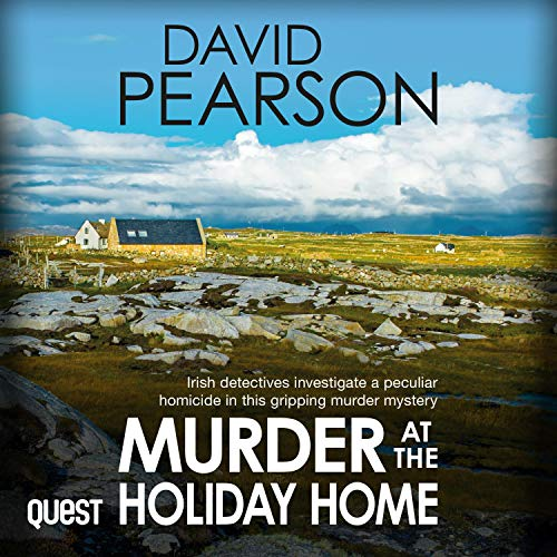 Murder at the Holiday Home cover art