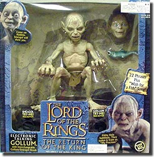 Herr der Ringe - Gollum Deluxe - Actionfigur