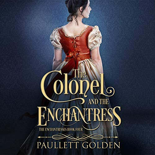 The Colonel and the Enchantress audiobook cover art