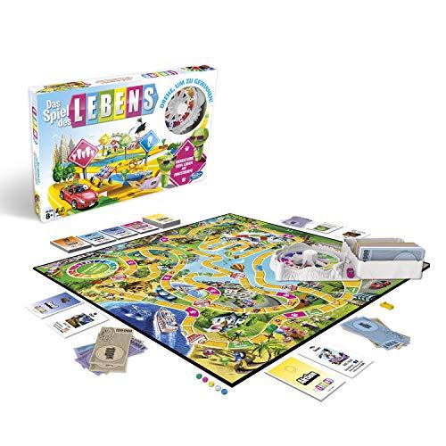 Hasbro Gaming Das Spiel des Lebens, Familienspiel
