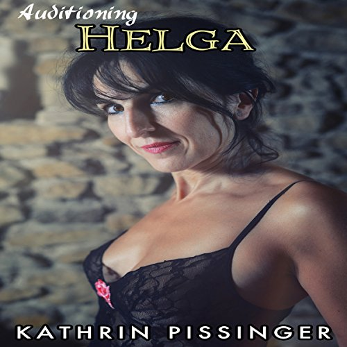 Auditioning Helga audiobook cover art