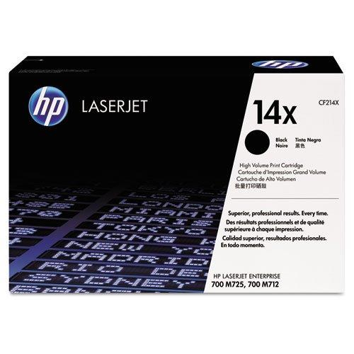 HP Laser M712, M725 TONER CF214X 14X (17K