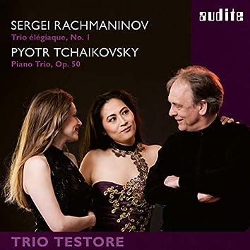 Rachmaninoff & Tchaikovsky: Piano Trios