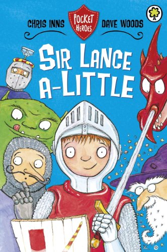 Sir Lance-a-Little: Book 2 (Pocket Heroes) (English Edition)