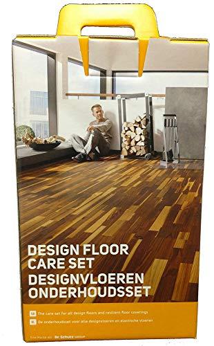 Dr. Schutz Designboden Pflegeset; 1 Set