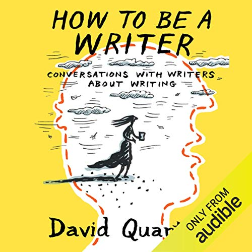 How to Be a Writer audiobook cover art