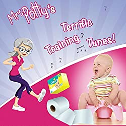 Image: The Potty Dance, by Mrs. Potty, From the Album Mrs. Potty's Terrific Training Tunes