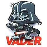 3D Light FX Star Wars Darth Vader 3D Deco Mini-Sized LED Wall Light