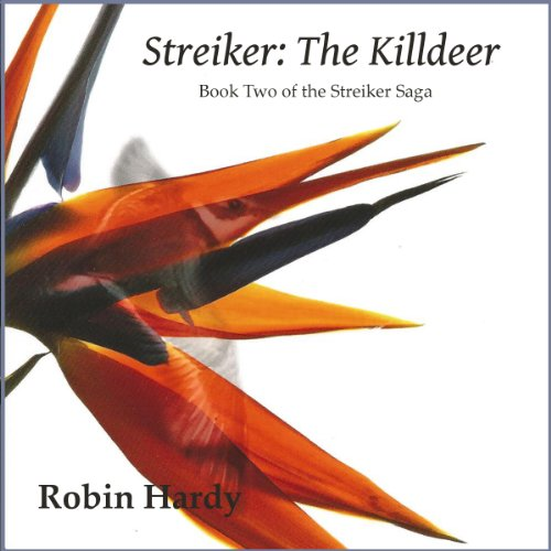 Streiker audiobook cover art
