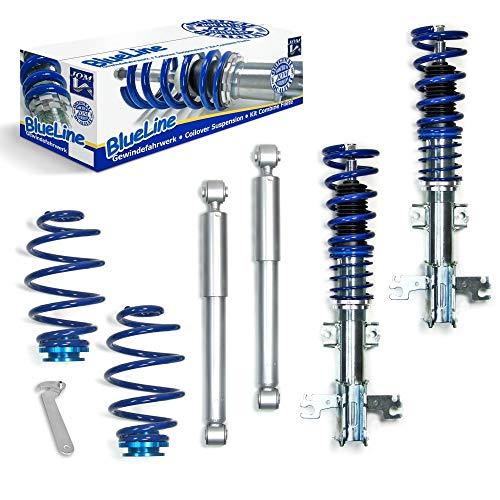 JOM Car Parts & Car Hifi GmbH 741112 Blueline Gewindefahrwerk