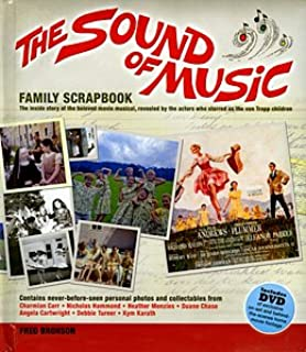 Best the sound of music family scrapbook Reviews