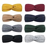 DRESHOW 8 Pack Women Headbands H...