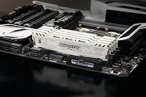 『Crucial [Micron製] DDR4 デスク用メモリー 8GBx2 BallistixSport LT ( 2400MT/s / PC4-19200 / CL16 / 288pin / DR x8 / Unbuffered DIMM ) 永久保証 BLS2K8G4D240FSC』の4枚目の画像