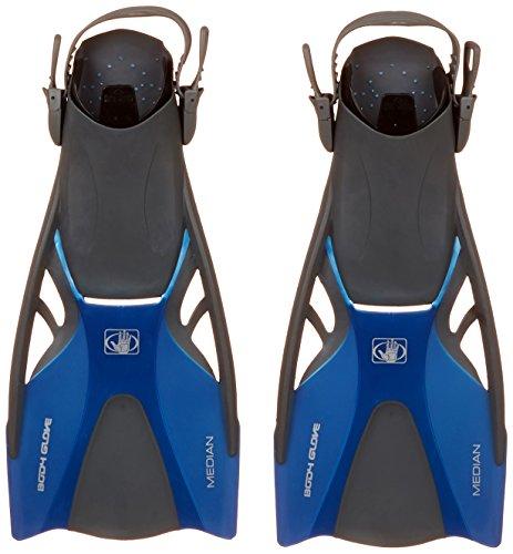 Softee Equipment Unisex Aletas De Bodyboard Aleta Body Azul Fitnessschuhe, Blau, 41 EU