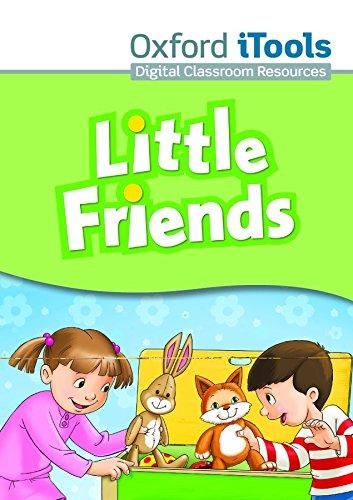 Little Friends. Teacher's iTools [import allemand]