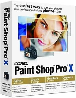 Corel PAINT SHOP PRO X Upgrade