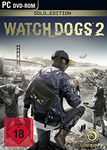 Watch Dogs 2 - Gold Edition [Importación Alemana]