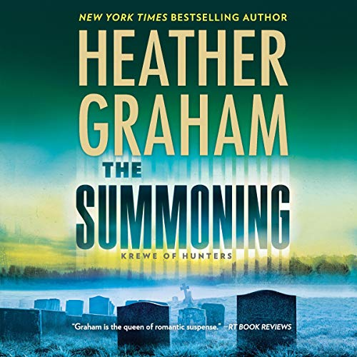 The Summoning     Krewe of Hunters, Book 27              By:                                                                                                                                 Heather Graham                               Narrated by:                                                                                                                                 Luke Daniels                      Length: 10 hrs and 2 mins     20 ratings     Overall 4.7