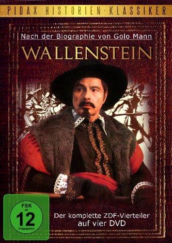 Der komplette Vierteiler (4 DVDs)