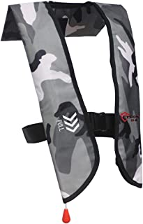 Inflatable Life Jacket Inflatable Life Vest for Adult Classic Manual