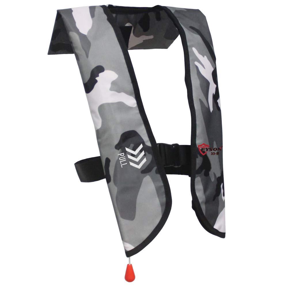 Eyson CO2 Manual Inflatable PFD-Rearming Kit Cartridge Cylinder ...
