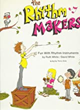 [LP Record] The Rhythm Makers - Fun Wtih Rhythm Instruments, by Ruth White/David White,