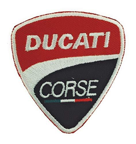 Aufnäher Ducati Corse 6cm
