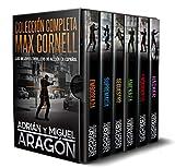 Colección completa Max Cornell: Los mejores thrillers de acción en español (Max Cornell thrillers de acción)