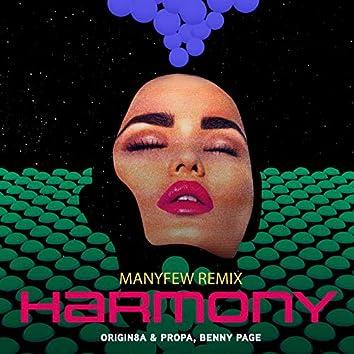 Harmony (ManyFew Remix)