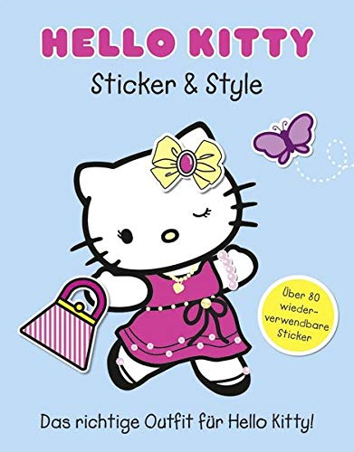 Hello Kitty - Sticker & Style: Das richtige Outfit für Hello Kitty
