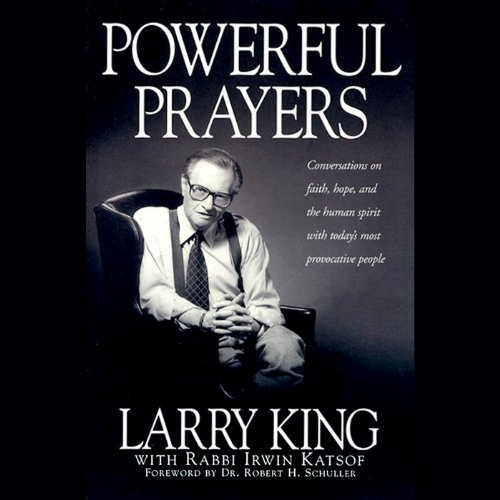 Powerful Prayers audiobook cover art