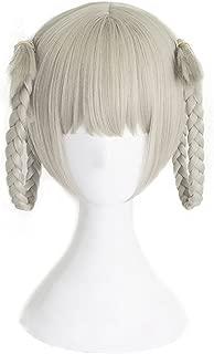 magic acgn Kirari Momobami Short Straight Party Lolita For Women ladies girlsCosplay Wig Halloween Wig