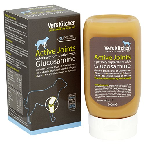 Top 10 best selling list for vets kitchen active joints supplement for dogs