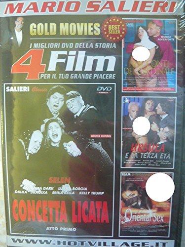 Mario Salieri The Best Movies 01 Ultra! (4 Films - Hotvillage)