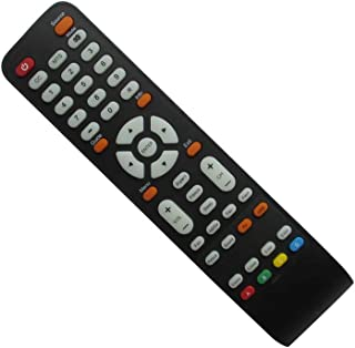 HCDZ Replacement Remote Control for Sceptre X322XV-HDR X325BV-FMQR X42BV-F120 X505BV H505BV-FHD X325BV-FMQC X322-MQC X322BV-SRR LCD LED HDTV TV