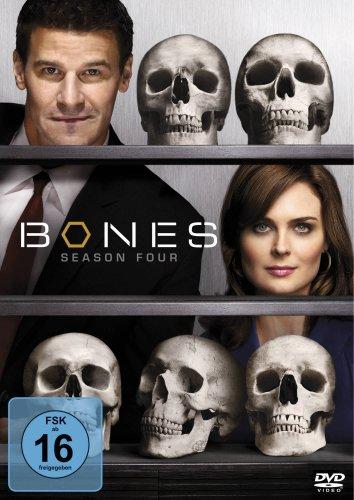 Bones - Season 4 (7 DVDs)