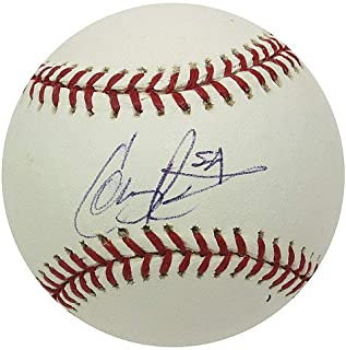Colby Rasmus Autographed Official Major League Baseball - Authentic Signed Autograph