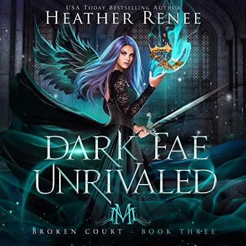 Dark Fae Unrivaled Titelbild