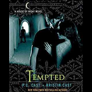 Tempted     House of Night Series, Book 6              Written by:                                                                                                                                 P. C. Cast,                                                                                        Kristin Cast                               Narrated by:                                                                                                                                 Cassandra Morris                      Length: 11 hrs and 2 mins     8 ratings     Overall 5.0