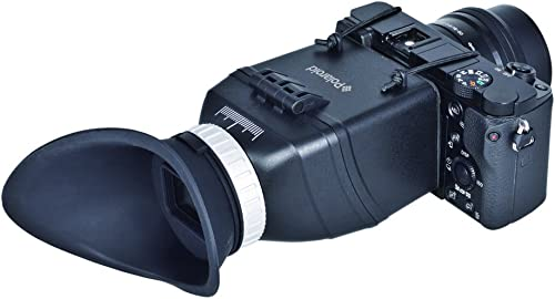 """discount Polaroid Viewfinder w/3x discount Magnification Zoom – for DSLR Cameras w/Display Screens 2021 3"""" to 3.2"""" outlet sale"""