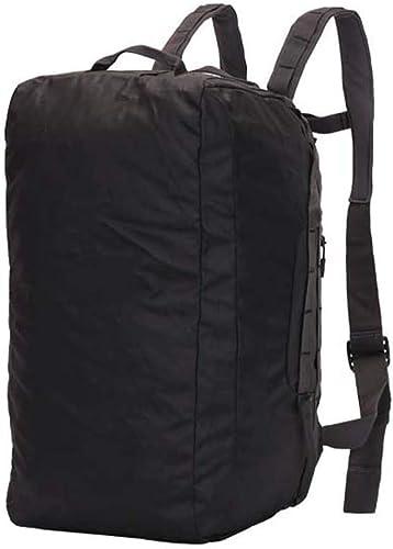 Sac de sacages de Voyage Pliable de Grande capacité, Sac de Sport de Sport de Week-End imperméable de Sac à Main de Polyester (Couleur   noir, Taille   M)