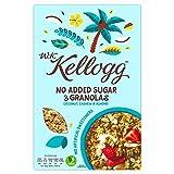 WK Kellogg Granola Coco Anacardo y Cereales de Almendra, 570 g
