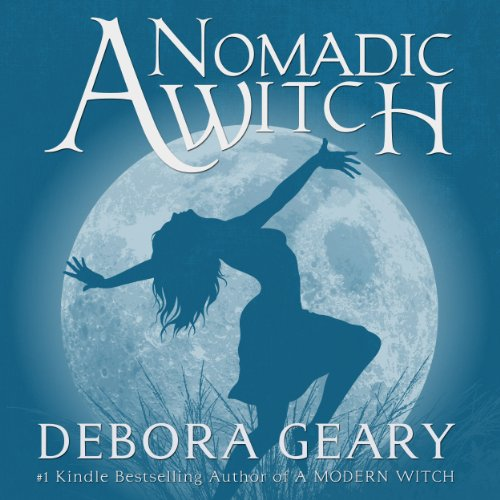 A Nomadic Witch  audiobook cover art