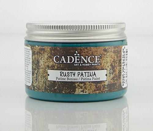 Cadence Patina Rustica Verde Azulado 150ml Ref. RP02