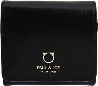 [ポール&ジョー アクセソワ] 二つ折り財布 スモールキャットフェイス レディース